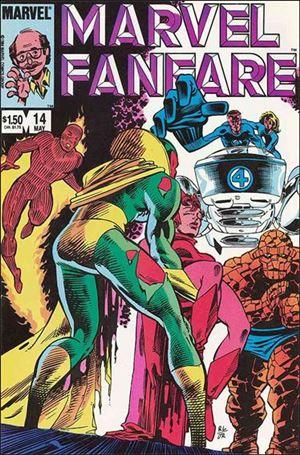Marvel Fanfare (1982) 14-A