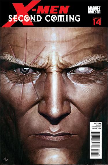 X-Men: Second Coming 2-A by Marvel