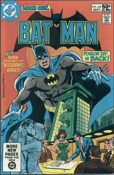 Batman (1940) 339-A by DC