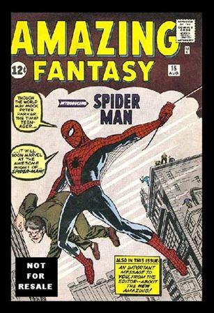 Amazing Fantasy (1962) 15-B