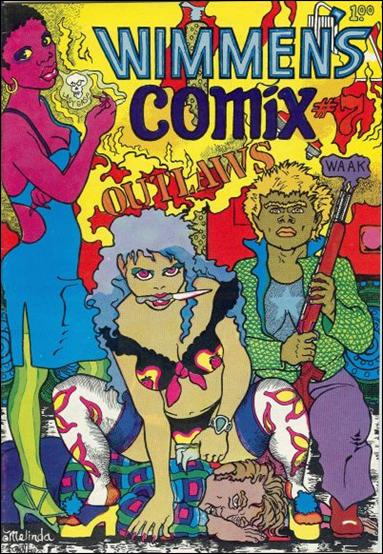 Wimmen's Comix 7-A by Last Gasp