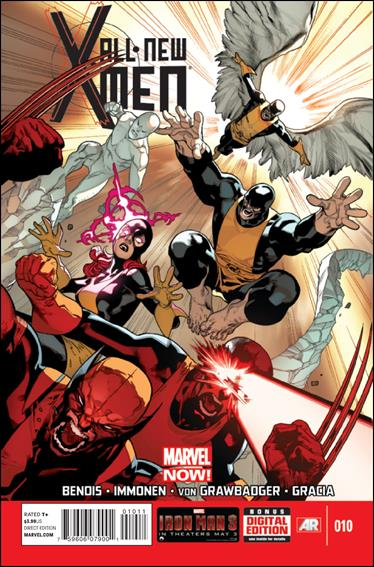 All-New X-Men 10-A by Marvel