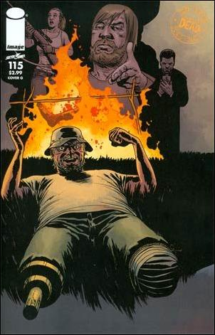 Walking Dead (2003) 115-G by Skybound Entertainment