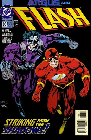 Flash (1987) 86-A by DC