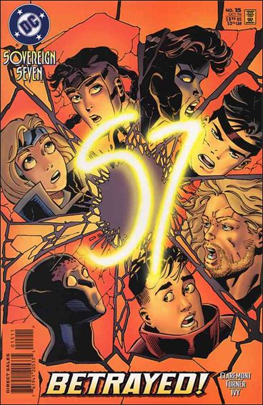 Sovereign Seven 15-A by DC