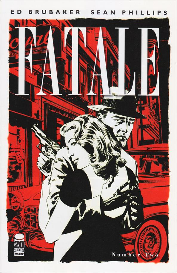 Fatale (2012) 2-C by Image
