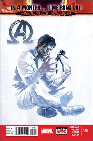 New Avengers (2013) 29-A