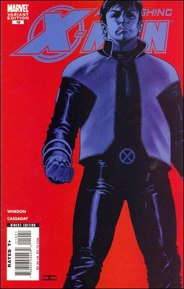 Astonishing X-Men (2004) 19-B by Marvel