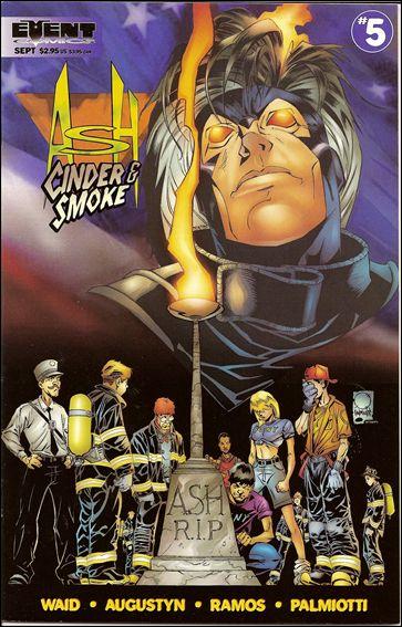 Ash: Cinder & Smoke 5-B by Event Comics