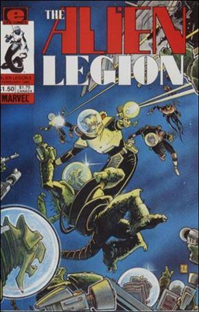 Alien Legion (1984) 6-A