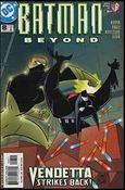 Batman Beyond (1999/11) 8-A