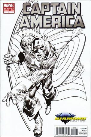 Captain America (2011) 1-I