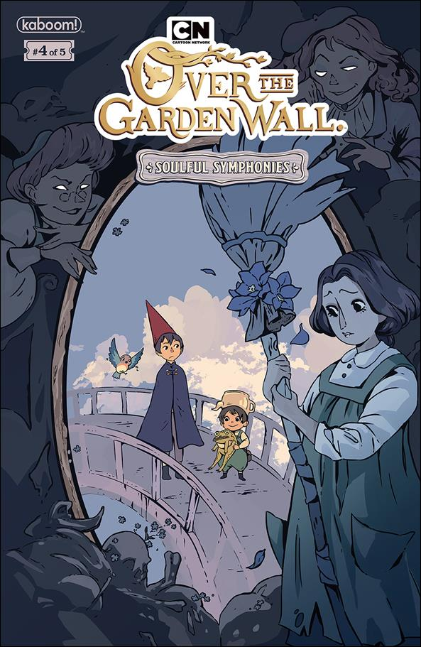 Over the Garden Wall: Soulful Symphonies 4-A by Kaboom!