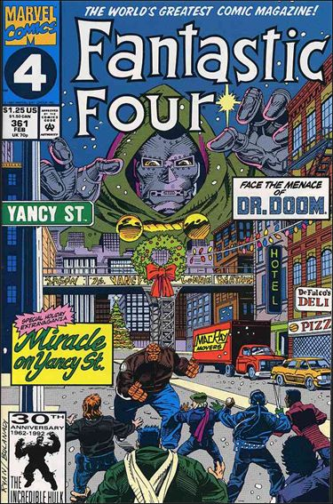 Fantastic Four (1961) 361-A by Marvel