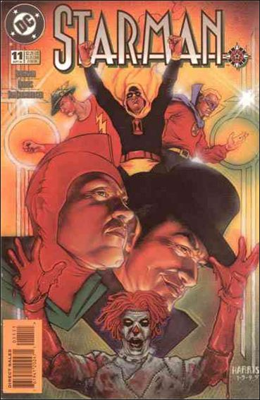 Starman (1994) 11-A by DC