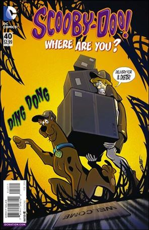 Scooby-Doo, Where Are You? (2010) 40-A