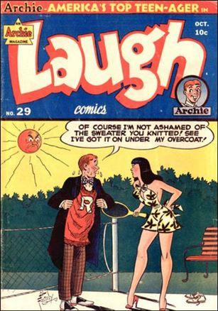 Laugh Comics (1946) 29-A