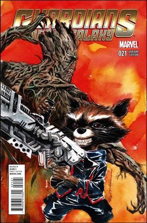 Guardians of the Galaxy (2013) 21-B