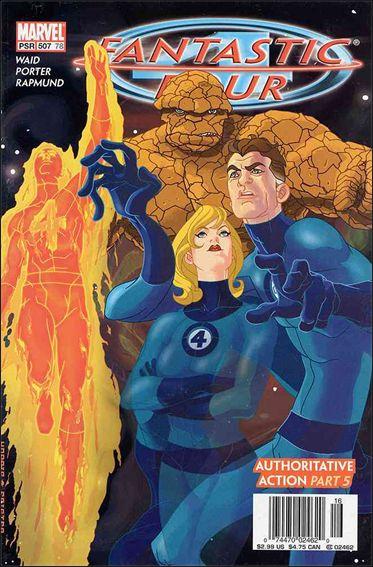 Fantastic Four (1961) 507-B by Marvel