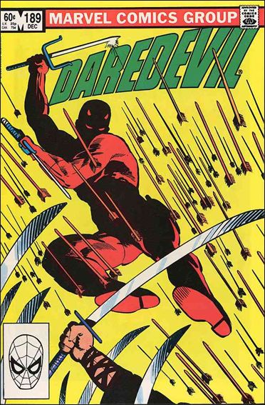 Daredevil (1964) 189-A by Marvel