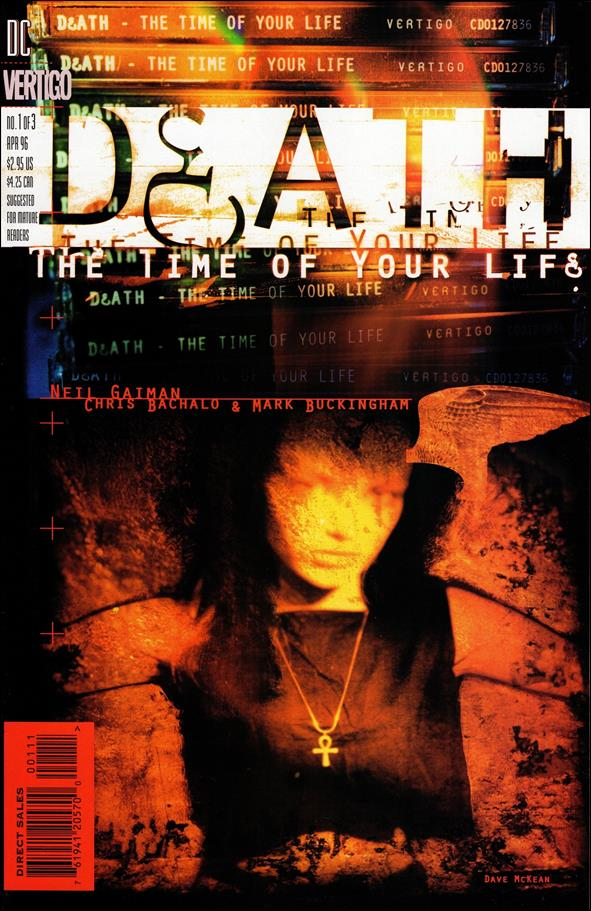 Death: The Time of Your Life 1-A by Vertigo