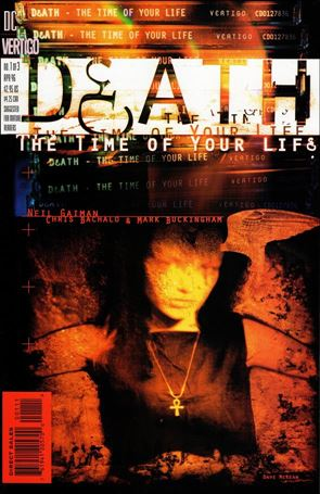 Death: The Time of Your Life 1-A