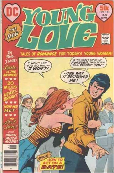 Young Love (1963) 123-A by DC