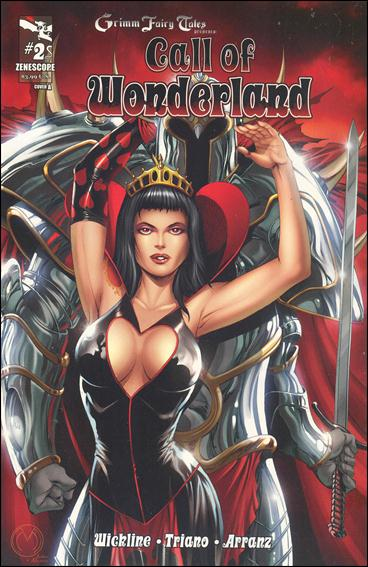 Grimm Fairy Tales Presents: Call of Wonderland 2-A by Zenescope Entertainment