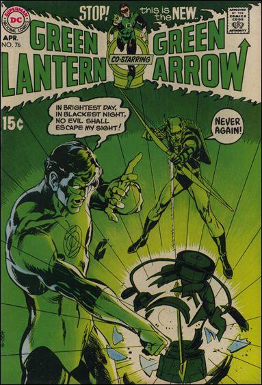 Green Lantern (1960) 76-A by DC