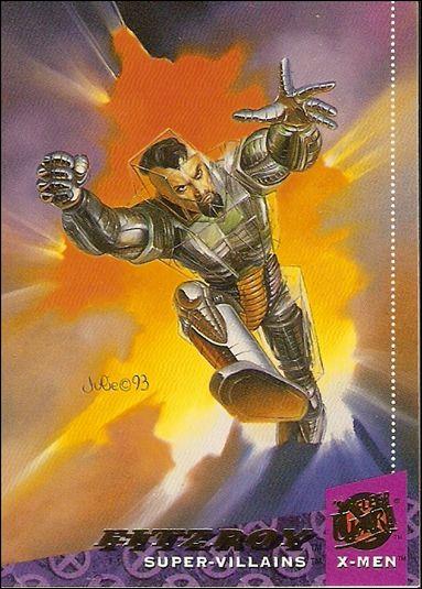 1994 Fleer Ultra X-Men (Base Set) 85-A by Fleer