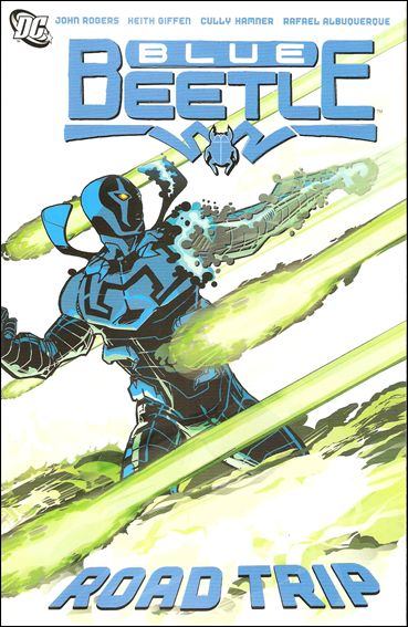 Blue Beetle 2-A by DC