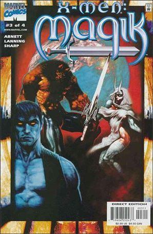 Magik (2000) 3-A