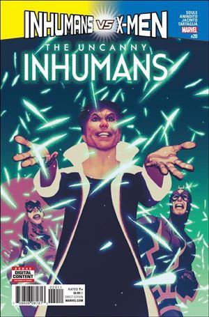 Uncanny Inhumans 20-A