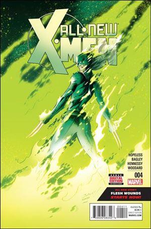 All-New X-Men (2016) 4-A