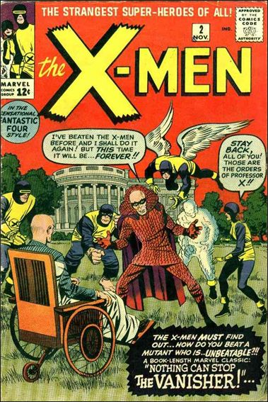 X-Men (1963) 2-A by Marvel