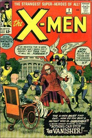 X-Men (1963) 2-A