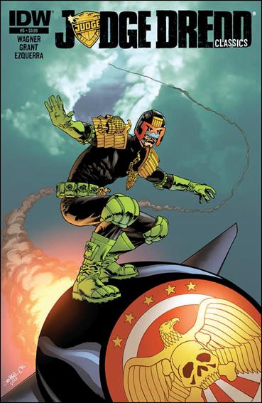 Judge Dredd Classics (2013) 5-A by IDW