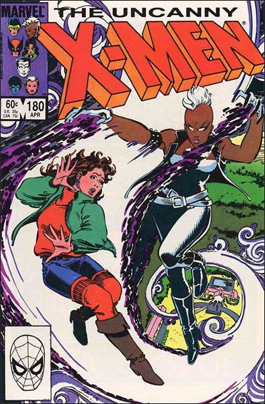 Uncanny X-Men (1981) 180-A by Marvel