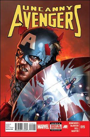 Uncanny Avengers (2012) 15-A