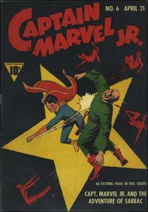 Captain Marvel Jr. 6-A