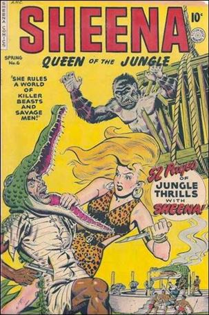 Sheena, Queen of the Jungle 6-A