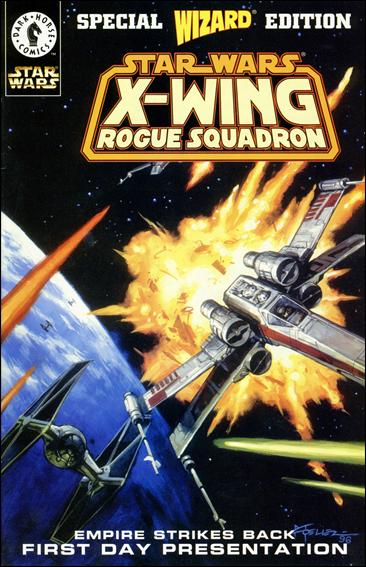 Star Wars: X-Wing Rogue Squadron 1/2-C by Dark Horse