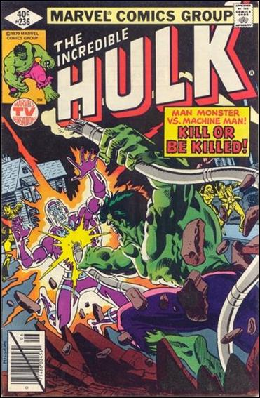 Incredible Hulk (1968) 236-A by Marvel