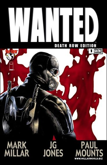 Wanted (2003) 1-D by Top Cow