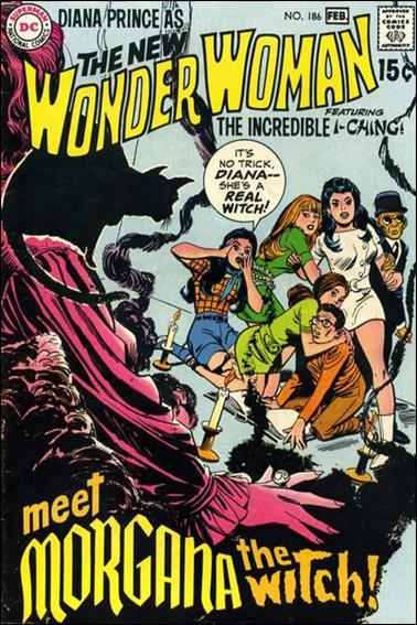 Wonder Woman (1942) 186-A by DC
