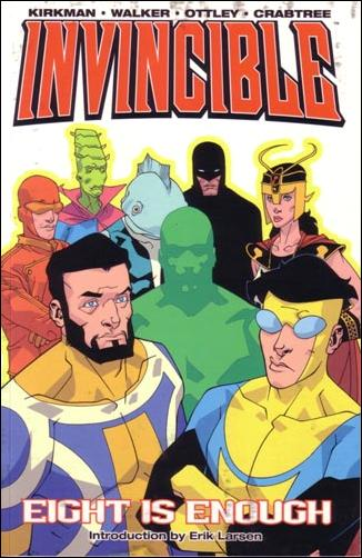 Invincible 2-A by Image