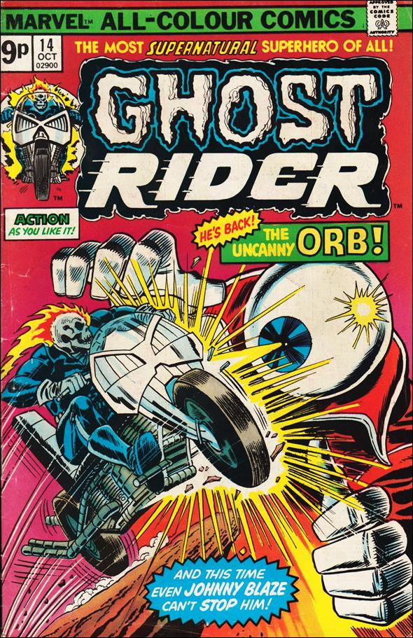 Ghost Rider (1973) 14-B by Marvel