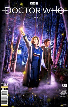 Doctor Who Comics 3-B
