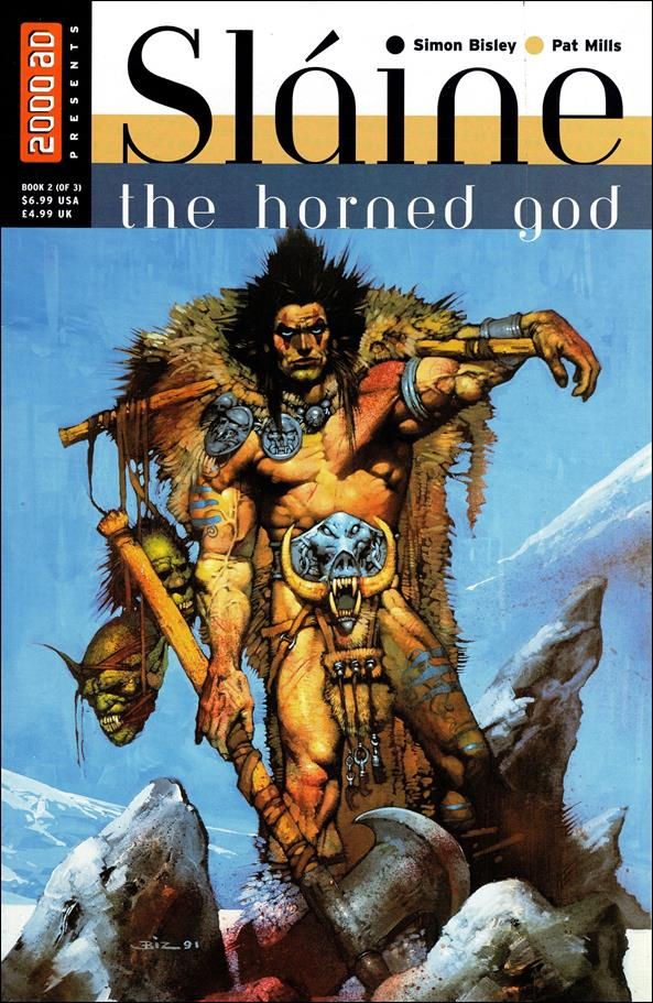 Sláine the Horned God 2-A by Fleetway