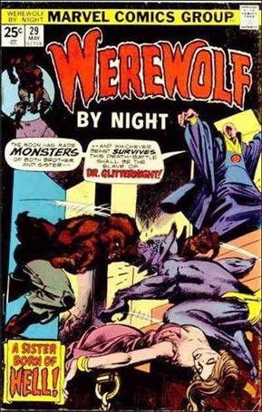 Werewolf by Night (1972) 29-A